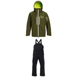Burton AK 2L GORE-TEX Swash Jacket ​+ 3L GORE-TEX Freebird Bib Pants