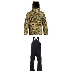 Burton AK 2L GORE-TEX Velocity Anorak + 3L GORE-TEX Freebird Bib Pants