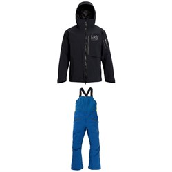 Burton AK GORE-TEX Helitack Stretch Jacket ​+ AK 3L GORE-TEX Freebird Bib Pants