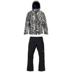 Burton AK GORE-TEX Helitack Stretch Jacket ​+ AK 2L GORE-TEX Swash Pants