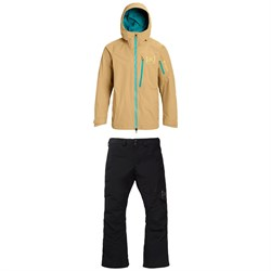 Burton AK 2L GORE-TEX Cyclic Jacket ​+ Pants