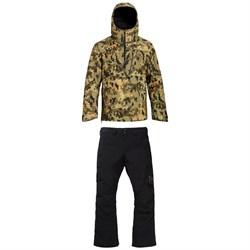 Burton AK 2L GORE-TEX Velocity Anorak + AK 2L GORE-TEX Cyclic Pants