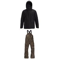 Burton GORE-TEX Breach Jacket + GORE-TEX Reserve Bibs
