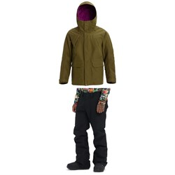 Burton GORE-TEX Breach Jacket ​+ GORE-TEX Ballast Pants
