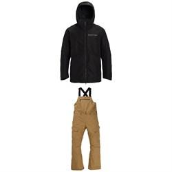 Burton GORE-TEX Radial Jacket + GORE-TEX Reserve Bibs