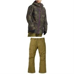 Burton GORE-TEX Radial Jacket + GORE-TEX Ballast Pants