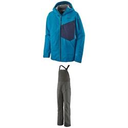 Patagonia Snowdrifter Jacket + Bibs