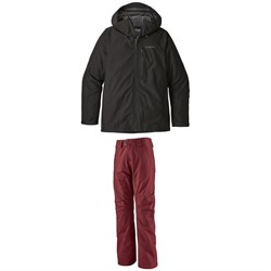 Patagonia Powder Bowl Jacket ​+ Pants
