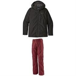 Patagonia Powder Bowl Jacket + Pants