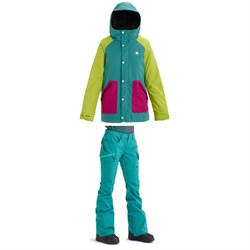Burton Eastfall Jacket ​+ Burton Gloria Pants - Women's