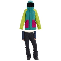 Burton Eastfall Jacket ​+ Burton Vida Pants - Women's