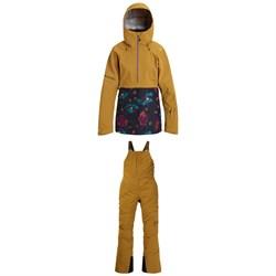 Burton AK 3L GORE-TEX Kimmy Anorak + Bib Pants - Women's