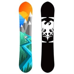 Never Summer West Bound Ticket to Ride Snowboard 2020