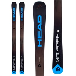 Head Monster 83 Ti Skis 2019