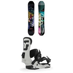 CAPiTA Indoor Survival Snowboard ​+ Union Force Snowboard Bindings 2020