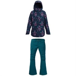 Burton GORE-TEX Kaylo Jacket ​+ Burton GORE-TEX Gloria Pants - Women's