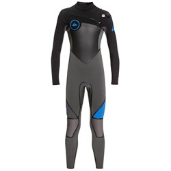 Quiksilver 4​/3 Syncro​+ Chest Zip Wetsuit - Boys'