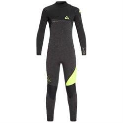 Quiksilver 4/3 Highline Zipperless GBS Wetsuit - Boys'