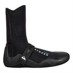Quiksilver 7mm Syncro Round Toe Wetsuit Boots