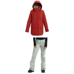 Burton Prowess Jacket + Burton Vida Pants - Women's