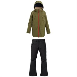 Burton Prowess Jacket ​+ Burton Society Pants - Women's