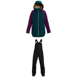 Burton Prowess Jacket ​+ Burton Avalon Bib Pants - Women's