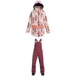 Burton Prowess Jacket + Burton Avalon Bib Pants - Women's