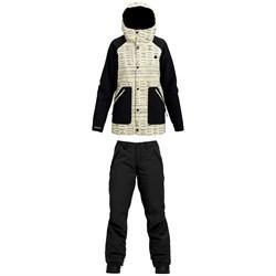 Burton Eastfall Jacket + Burton Society Pants - Women's