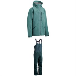 Strafe Nomad Jacket + Bib Pants