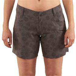 Club Ride Eden Dandelion Print Shorts - Women's