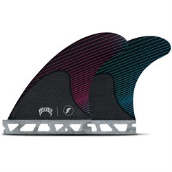 Futures Mayhem Small Tri Fin Set