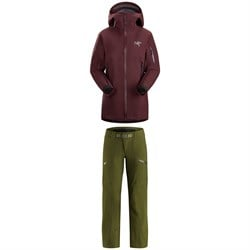 Arc'teryx Sentinel AR Jacket ​+ Pants - Women's 2019