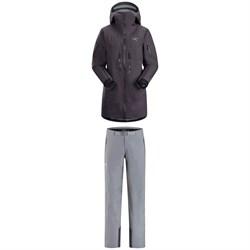 Arc'teryx Sentinel LT Jacket - Women's + Pants - Women's