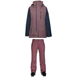 Armada Kana GORE-TEX Jacket ​+ Armada Vista GORE-TEX Pants - Women's