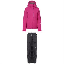 Black Crows Corpus Insulated Stretch Jacket + Pants - Women's