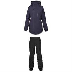 Dakine Silcox 2L GORE-TEX Jacket ​+ Dakine Remington Pure 2L GORE-TEX Pants - Women's