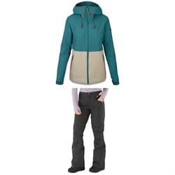 Dakine Juniper Jacket ​+ Dakine Westside Pants - Women's