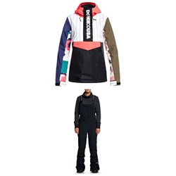 DC Envy SE Anorak ​+ DC Collective 30K Bibs - Women's