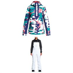 DC Envy Anorak ​+ DC Collective Bibs - Women's