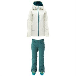 Flylow Sarah Insulated Jacket ​+ Flylow Daisy Insulated Pants - Women's