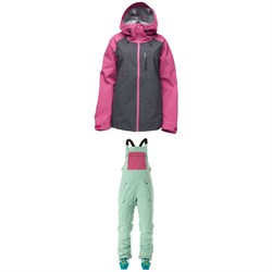 Flylow Puma Jacket ​+ Sphinx Bibs - Women's