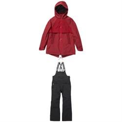 Holden Rowen Fishtail Jacket + Sierra Bibs - Women's