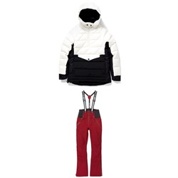Holden Abbot Puffer Jacket ​+ Holden Thayer Pants - Women's