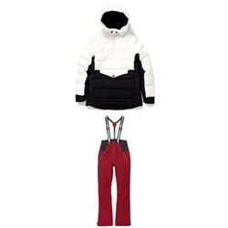Holden Abbot Puffer Jacket + Holden Thayer Pants - Women's