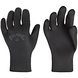 Billabong 2mm Absolute 5 Finger Wetsuit Gloves