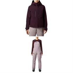 Mountain Hardwear Firefall 2 Insulated Jacket + Bibs - Women's