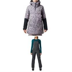 Mountain Hardwear FireFall 2 Insulated Anorak + Bibs - Women's