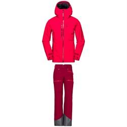 Norrona Lofoten GORE-TEX Insulated Jacket + Pants - Women's