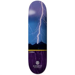 Element Nat Geo Fire 7.7 Skateboard Deck