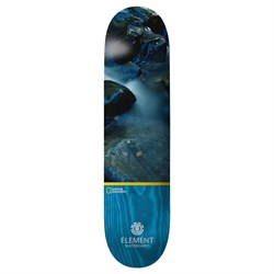 Element Nat Geo Water 8.2 Skateboard Deck